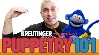 Puppetry 101 - Become a Puppeteer! A Guide to Puppetry