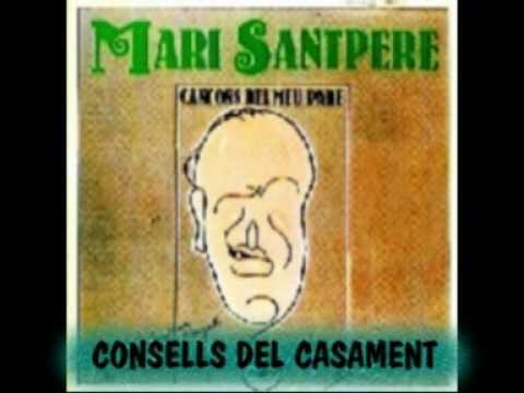 MARY SANTPERE. CONSELLS DE CASAMENT