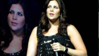 """Video thumbnail of """"Lady Antebellum - """"As You Turn Away"""" Knoxville 11/11/11"""""""