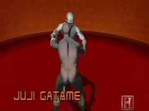 Human Weapon Judo - Juji Gatame