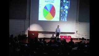 Experiential learning in a vending machine: Evan LaBelle at TEDxHGSE