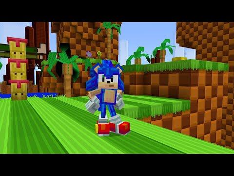 Minecraft x Sonic DLC: Official Trailer de Minecraft