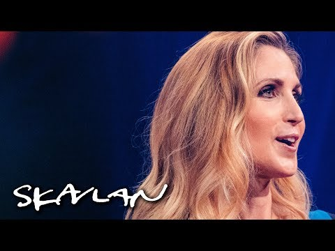 – Feminists are angry man-hating lesbians | Ann Coulter interview | SVT/TV 2/Skavlan