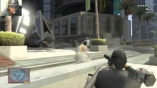 Grand Theft Auto 5 Walkthrough Part 132 - THE BIG ONE! | GTA 5 Walkthrough