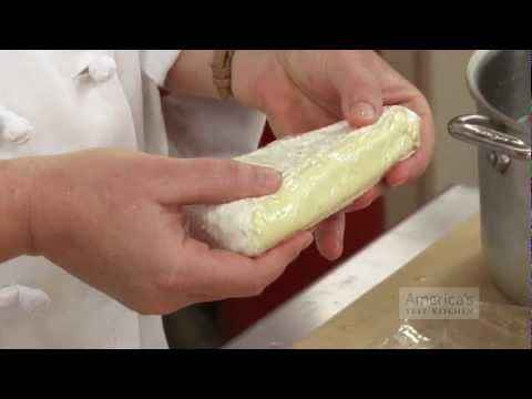 Soften Creamy Cheeses With A Warm Water Bath