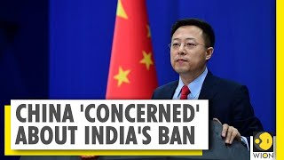 Beijing's first reaction to India's ban on 59 Chinese apps | India-China | WION News  In an unprecedented move, India on Monday (June 29) banned 59 Chinese mobile apps including TikTok, UC Browser and Cam Scanner among others.  #ChineseAppBan #ChinaEAM #TikTokBan  About Channel:   WION -The World is One News, examines global issues with in-depth analysis. We provide much more than the news of the day. Our aim to empower people to explore their world. With our Global headquarters in New Delhi, we bring you news on the hour, by the hour. We deliver information that is not biased. We are journalists who are neutral to the core and non-partisan when it comes to the politics of the world. People are tired of biased reportage and we stand for a globalised united world. So for us the World is truly One.   Please keep discussions on this channel clean and respectful and refrain from using racist or sexist slurs as well as personal insults.  Subscribe to our channel at https://goo.gl/JfY3NI Check out our website: http://www.wionews.com Connect with us on our social media handles: Facebook: https://www.facebook.com/WIONews Twitter: https://twitter.com/WIONews  Follow us on Google News for latest updates  Zee News:- https://bit.ly/2Ac5G60 Zee Bussiness:- https://bit.ly/36vI2xa DNA India:- https://bit.ly/2ZDuLRY WION: https://bit.ly/3gnDb5J Zee News Apps : https://bit.ly/ZeeNewsApps
