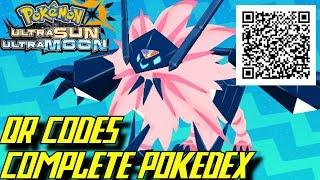 pokemon codes for pokemon sun and moon - 免费在线视频最佳