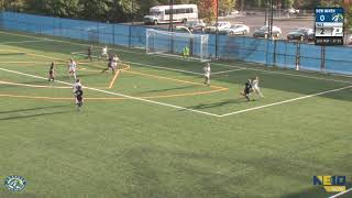 Pace Women's Soccer Highlights vs. New Haven