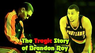 The Tragic Downfall of NBA Superstar Brandon Roy