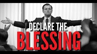Declare The Blessing (Powerful Motivational Video By Billy Alsbrooks) POSITIVE AFFIRMATIONS