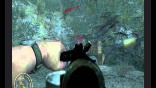 #18 [Let's Play Call Of Duty 5] Von Casino (German) - Satchel Charges Machen Putt!