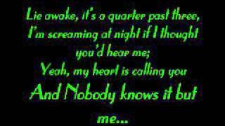 BabyFace-Nobody Knows It But Me.wmv