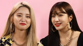"""EXID Plays """"Would You Rather"""""""