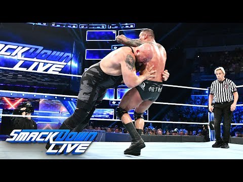 Download Big Show vs. Randy Orton - WWE World Cup Qualifying Match, Oct. 9, 2018 HD Mp4 3GP Video and MP3