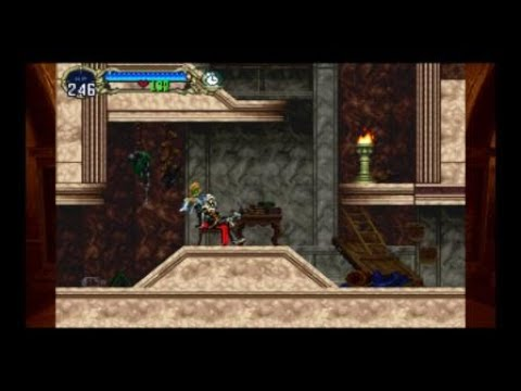 Castlevania Requiem: Symphony Of The Night the fairy's song