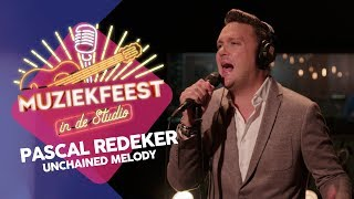Pascal Redeker - Unchained melody | Muziekfeest in de Studio // Righteous Brothers cover