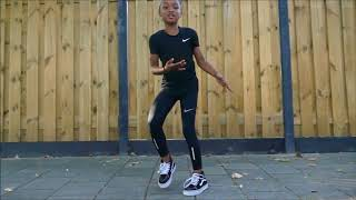 angel.afrodance – Level UP Ciara' MaclainCLIPS
