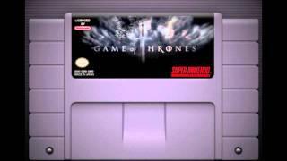 Générique de GoT version 8 bits - Jeu video