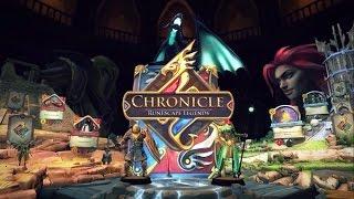 Анонс игры Chronicle: RuneScape Legends для мобильных устройств