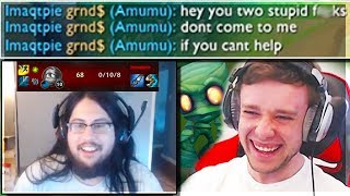 Imaqtpie Blesses Me With His Amumu Jungle   Journey To Challenger | LoL