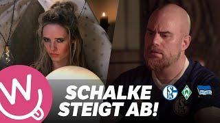Schalke, Werder und Hertha gehen zur HELLSEHERIN