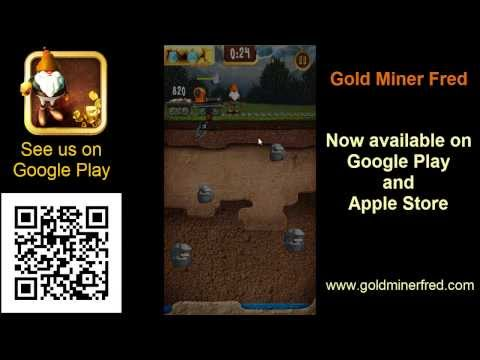 Video of Gold Miner Fred 2: Gold Rush