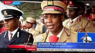 KTN Leo: Rabsha yazuka Meru kutokana na wafuasi wa Gavana Peter Munya na Seneta Kiraitu Murungi
