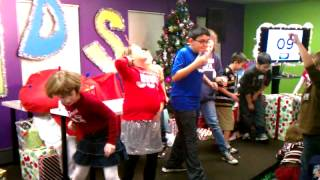 Reindeer Nosedive at Celebration Church KiDS!