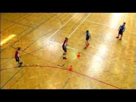 Basic Handball - Set Defence 6-0