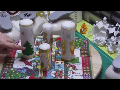 individuelle Kerzen gestalten mit Wachsplatten und Stanzern