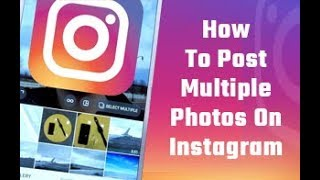 Instagram post | How to post multiple photos on Instagram