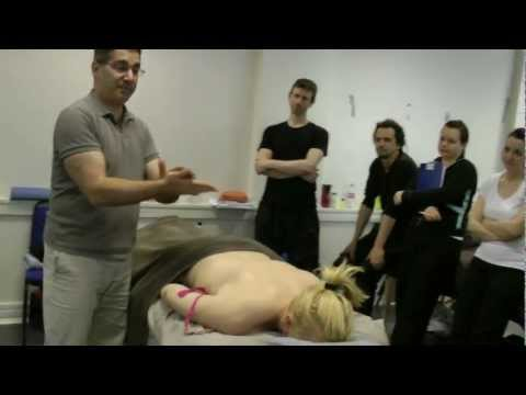 Massage Diploma Course: feedback from internal exam