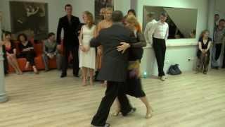 Алексей Рощектаев и Ирина Некрасова - аргентинское танго