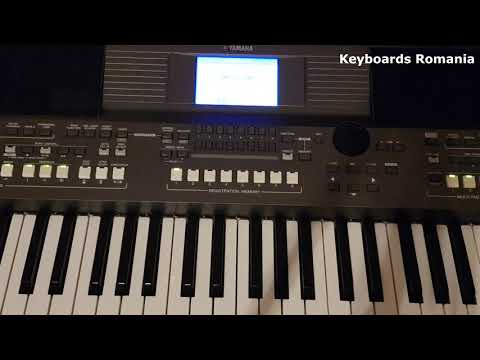 Download Demo Style Yamaha S670 Video 3GP Mp4 FLV HD Mp3 Download