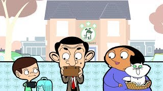 Vet Bean | Funny Episdoes | Mr Bean Cartoon World