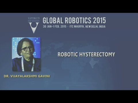 Robotic Hysterectomy-V- Gavini