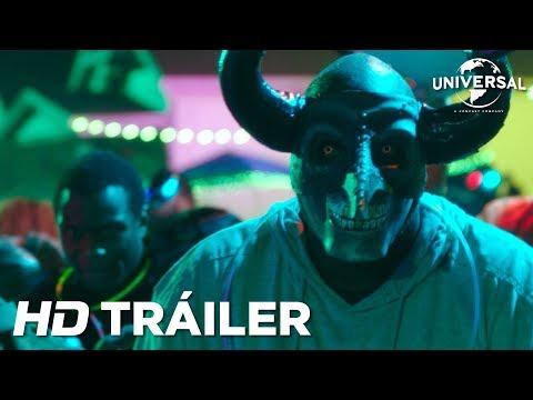 Trailer La primera purga: La noche de las bestias
