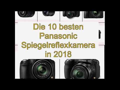 Die 10 besten Panasonic Spiegelreflexkamera in 2018