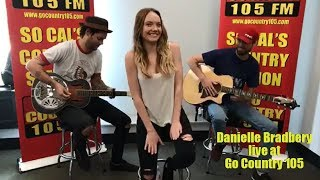 "Danielle Bradbery ""Can't Stay Mad,"" ""Sway"" and ""Laying Low"" LIVE"