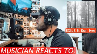 Musician Reacts: 'Exile' by Taylor Swift ft Bon Iver