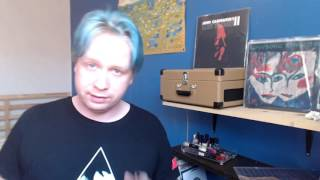 "NuReview: Gary Numan ""Dance"" Review"