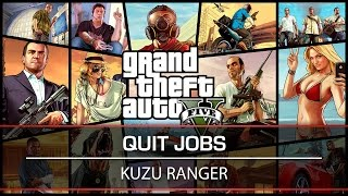 GTA 5 Online [Quick Tip] How to Quit Out of a Job