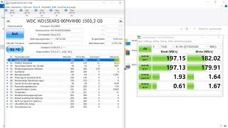 Festplatte oder SSD auf Geschwindigkeit und Fehler überprüfen – Programmvorstellung