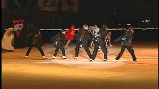 Heartbreakers Ice Theatre Team - Captain EO
