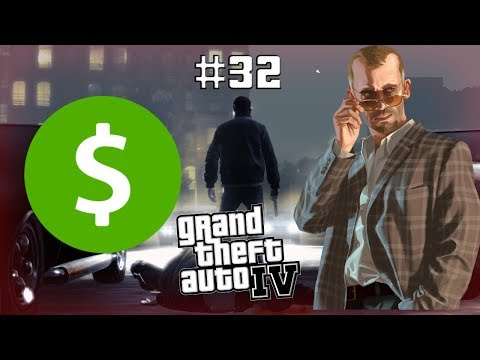 PENIAZE VS. POMSTA | Grand Theft Auto 4 | Part 32 | SK Let's Play | George