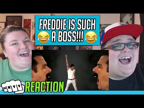 Frank Sinatra vs Freddie Mercury - Epic Rap Battles of History Season 2 REACTION!! 🔥