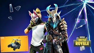 SEASON 5 SKINS, ATK, RIFTS! - Fortnite Battle Royale | PS4 Pro Gameplay