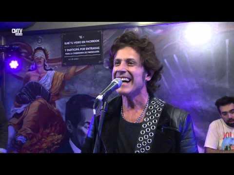 Coti video Canción de adiós - Vivo Subte Bs As - Mayo 2015