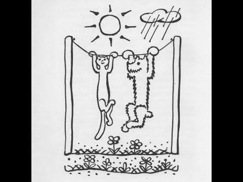 O pejskovi a kočičce - Jak myli podlahu (Josef Čapek)