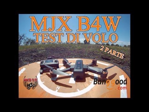 MJX BUGS 4w B4W parte 2 test di volo